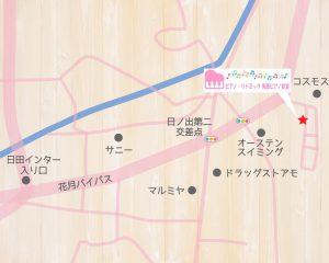 天神町地図